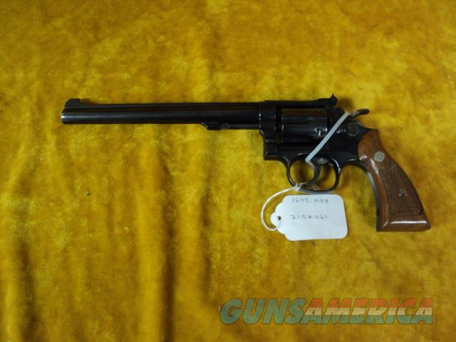 Smith & Wesson 17-4 .22  Guns > Pistols > Smith & Wesson Revolvers > Med. Frame ( K/L )