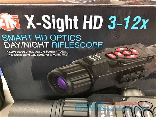 ATN X-Sight HD 3x12X  Non-Guns > Night Vision