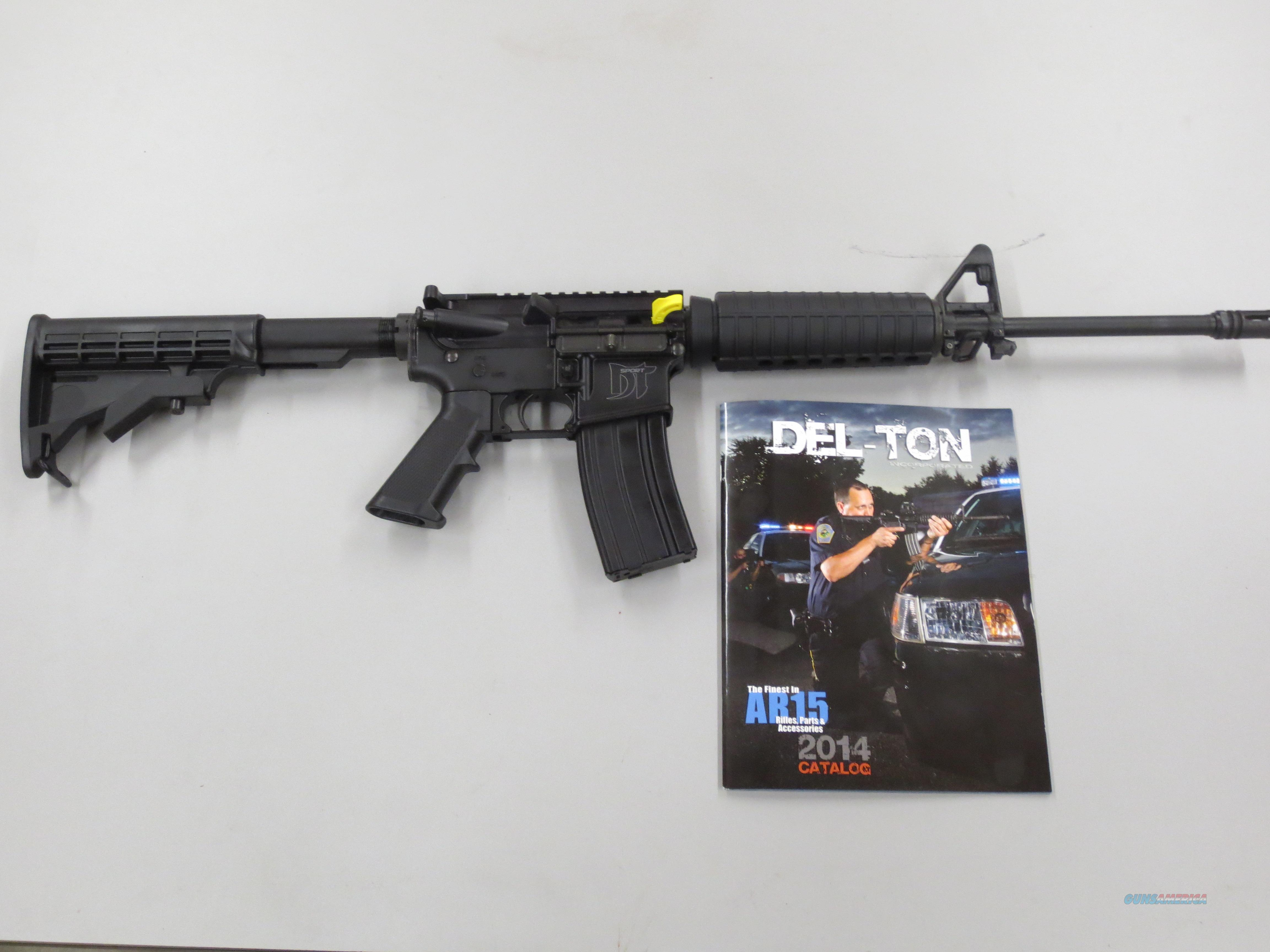 DEL-TON DT Sport  Guns > Rifles > AR-15 Rifles - Small Manufacturers > Complete Rifle