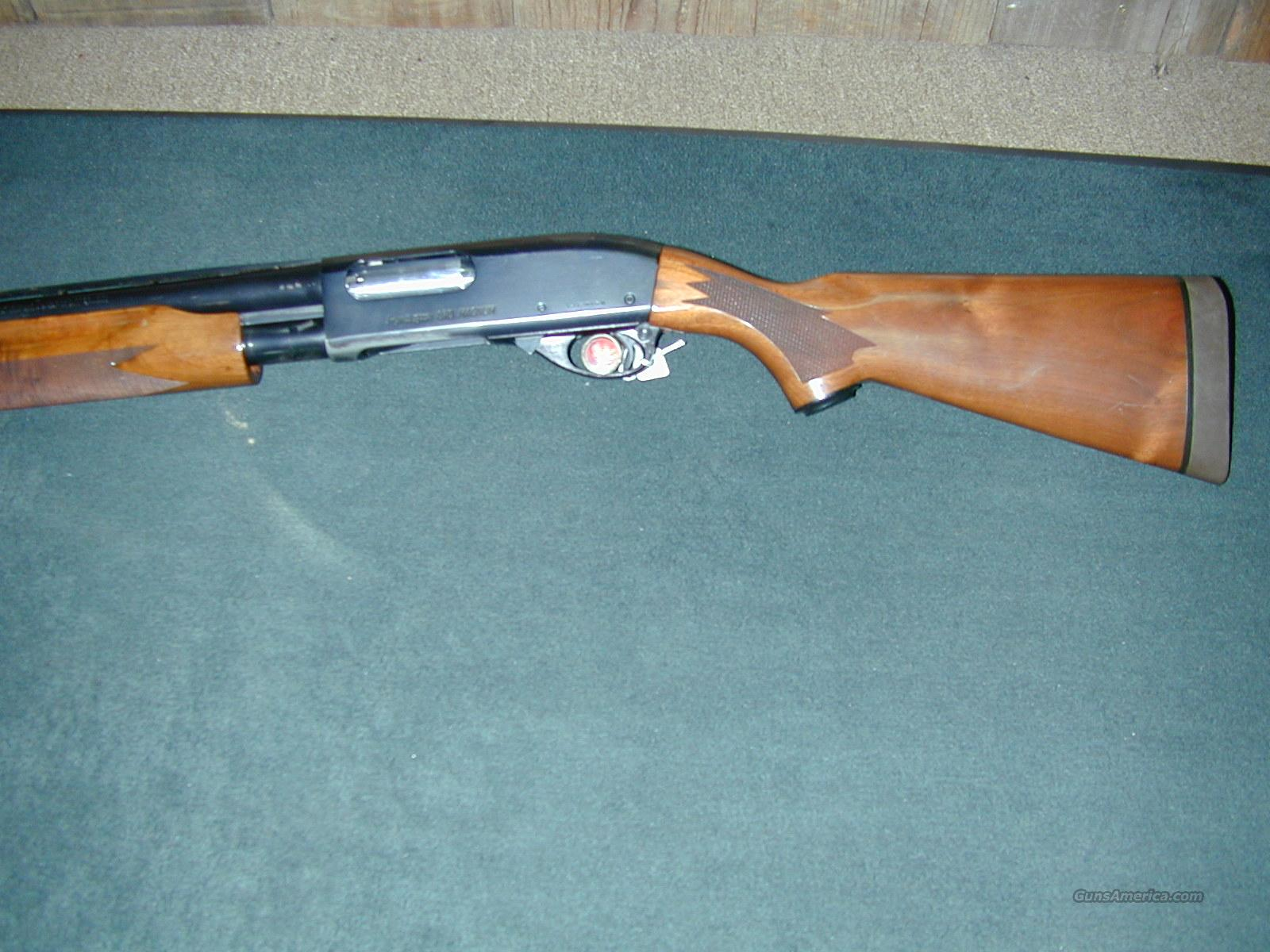 Remington Wingmaster 870 LH  Guns > Shotguns > Remington Shotguns  > Pump > Hunting