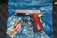 Kimber Ultra CDP II in 9mm  Kimber of America Pistols