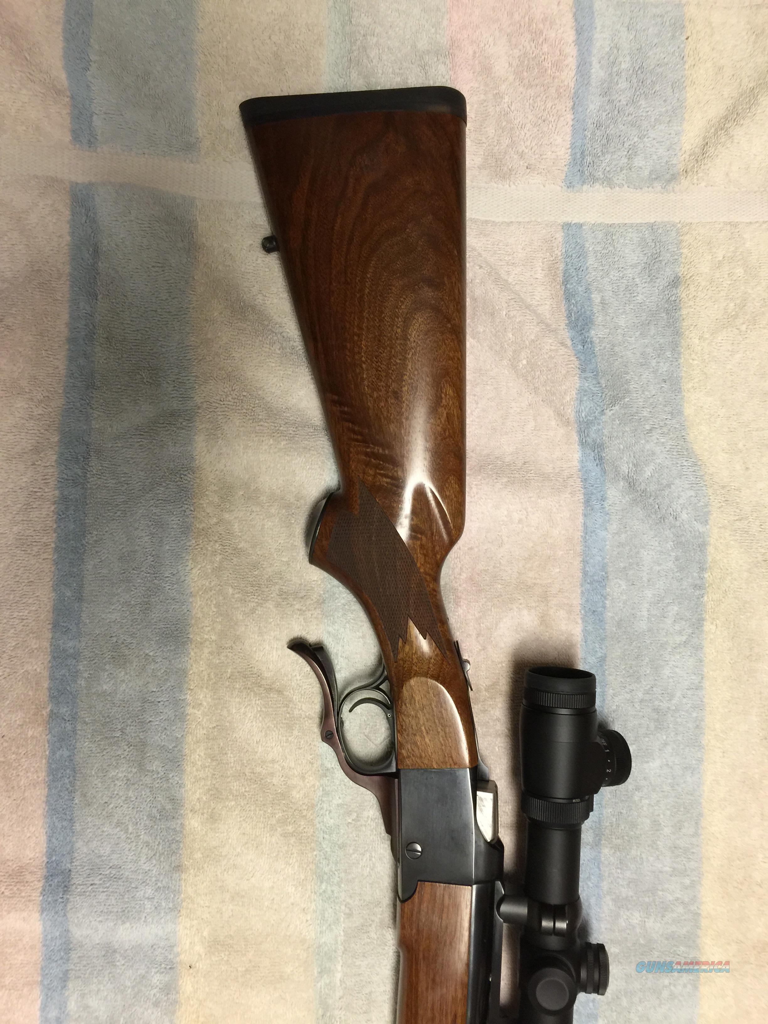 RUGER NO.1A CUSTOM  Guns > Rifles > Ruger Rifles > #1 Type