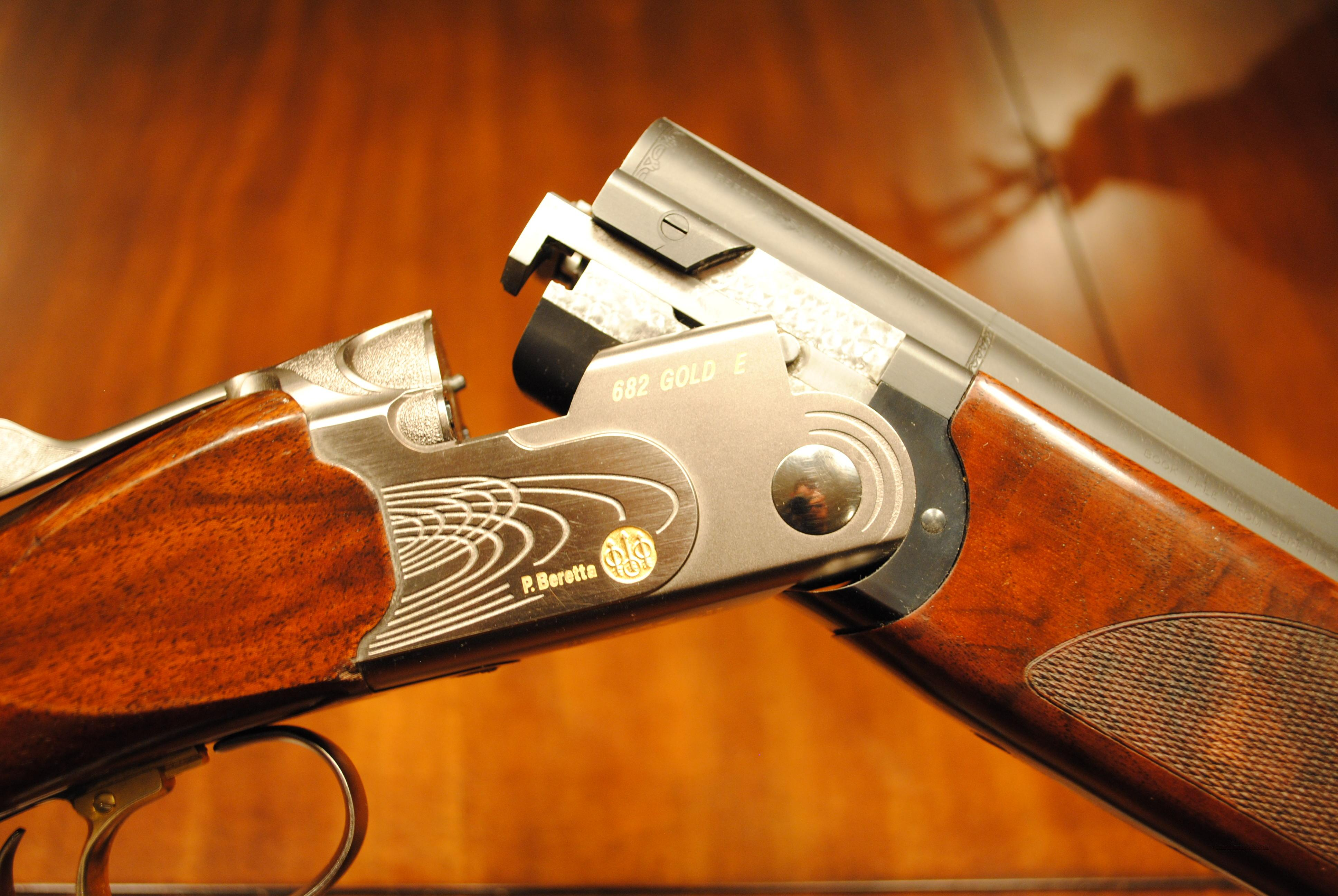 REDUCED! Beretta 682 Gold E 20 GAUGE Sporting!  Guns > Shotguns > Beretta Shotguns > O/U > Trap/Skeet