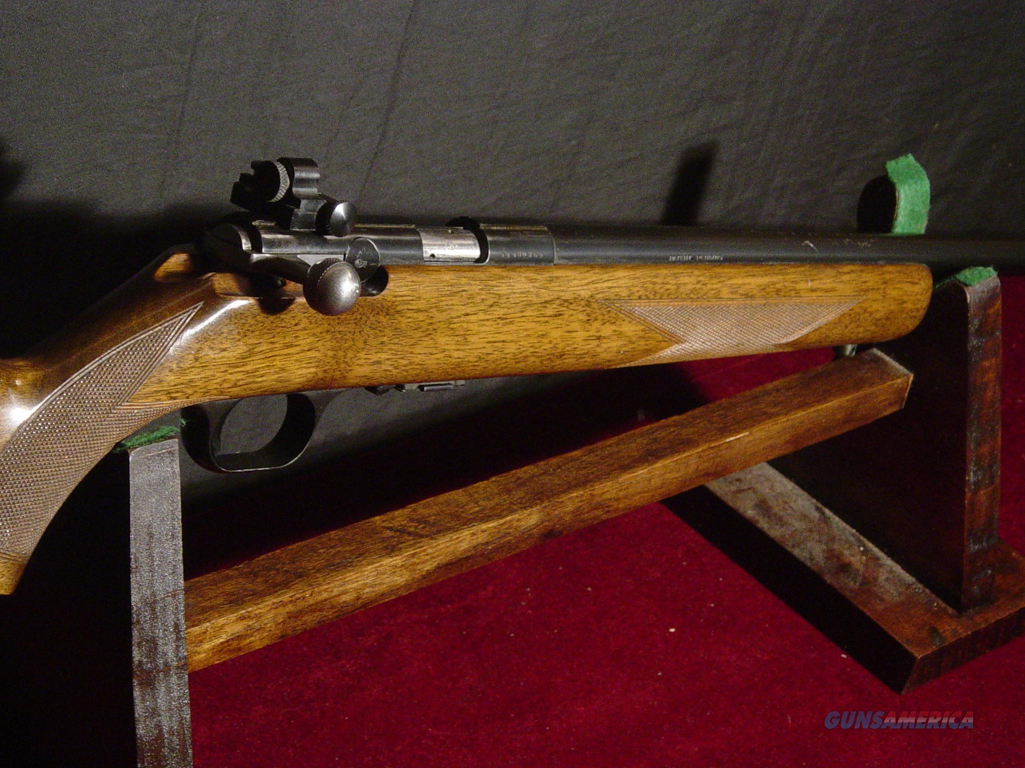 BROWNING T2  DELUXE 22LR  PEEP SIGHT  Guns > Rifles > Browning Rifles > Bolt Action > Hunting > Blue