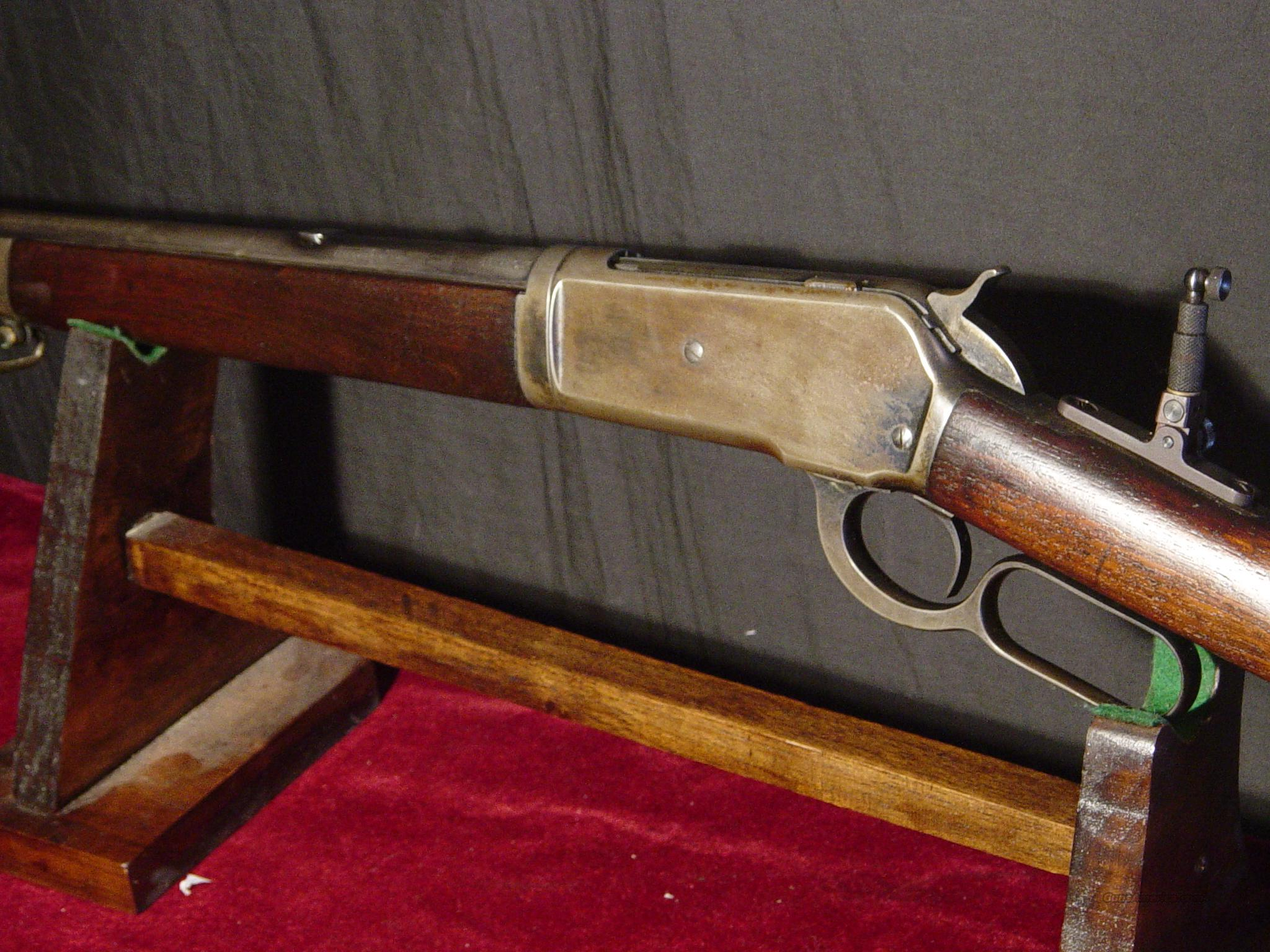 WINCHESTER 1886 TD 33wcf  Guns > Rifles > Winchester Rifles - Modern Lever > Other Lever > Pre-64