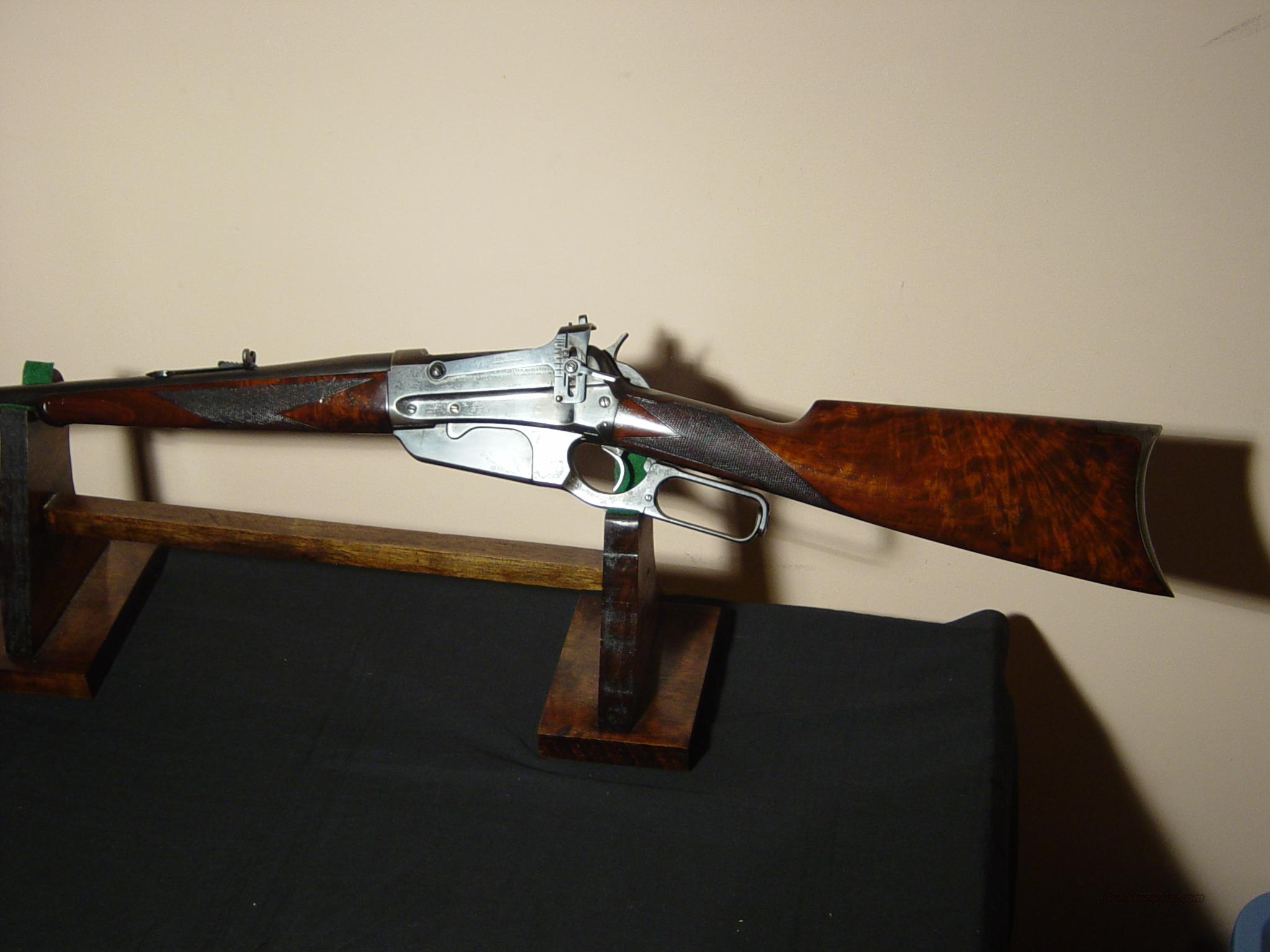 WINCHESTER 1895 DELUXE   30  US  30- 40 KRAG  Guns > Rifles > Winchester Rifles - Modern Lever > Other Lever > Pre-64