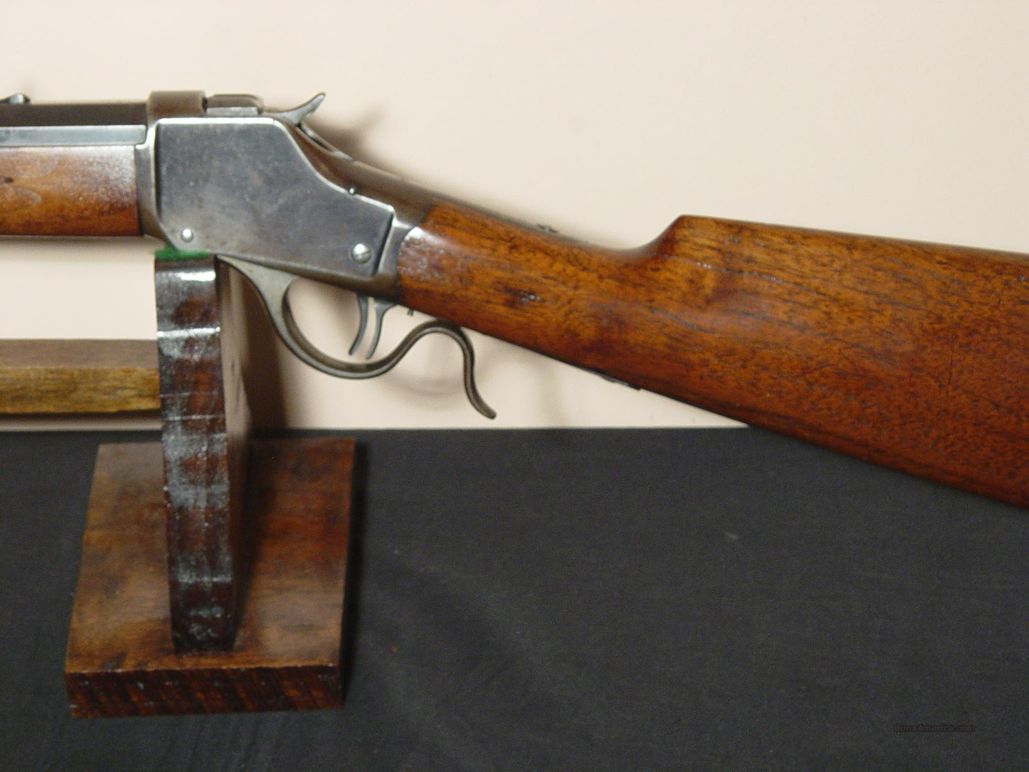 WINCHESTER HIGH WALL 32-40 DST  Guns > Rifles > Winchester Rifles - Modern Lever > Other Lever > Pre-64
