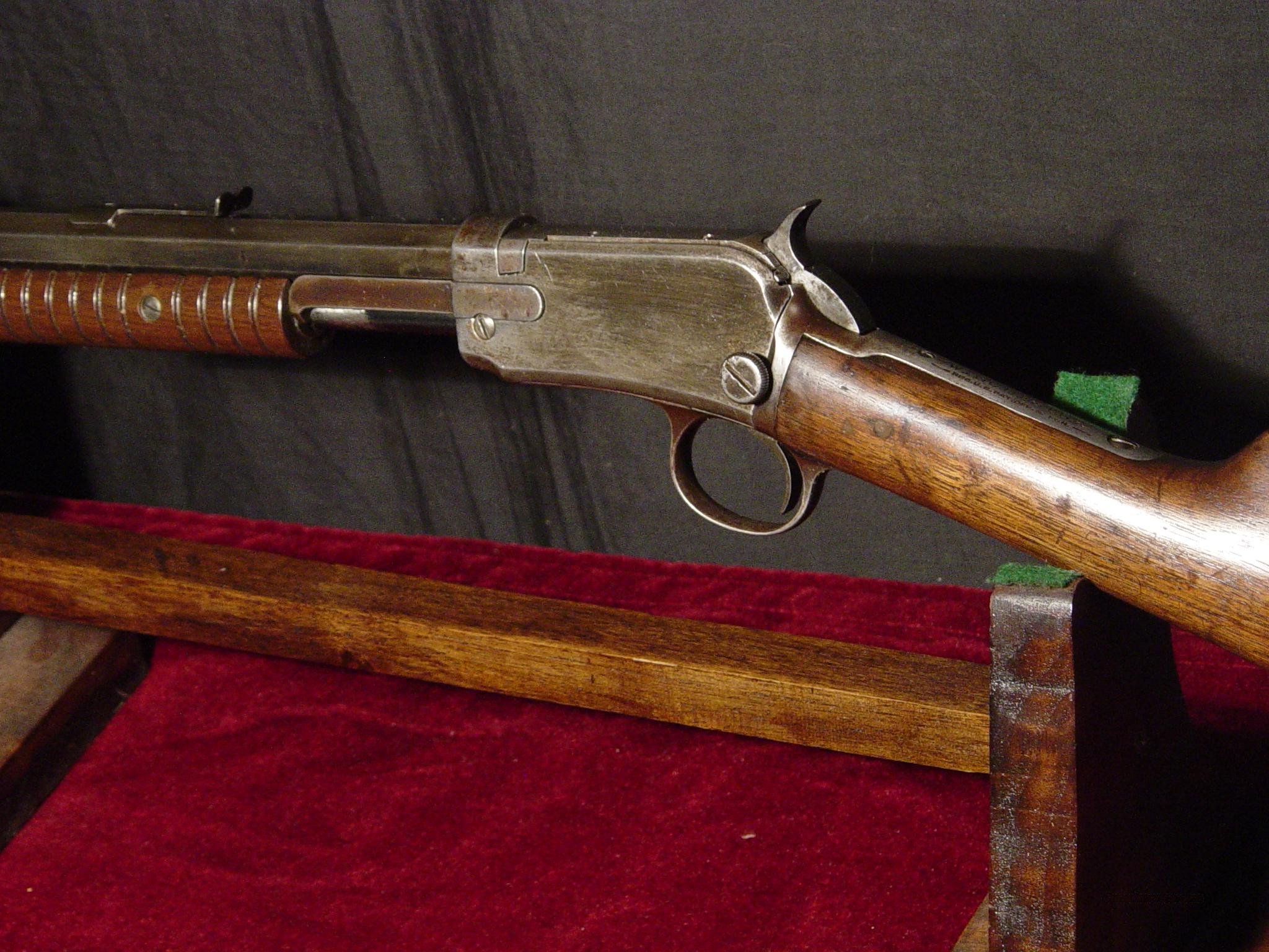 WINCHESTER 1890 OCT 22 LONG  Guns > Rifles > Winchester Rifles - Modern Pump