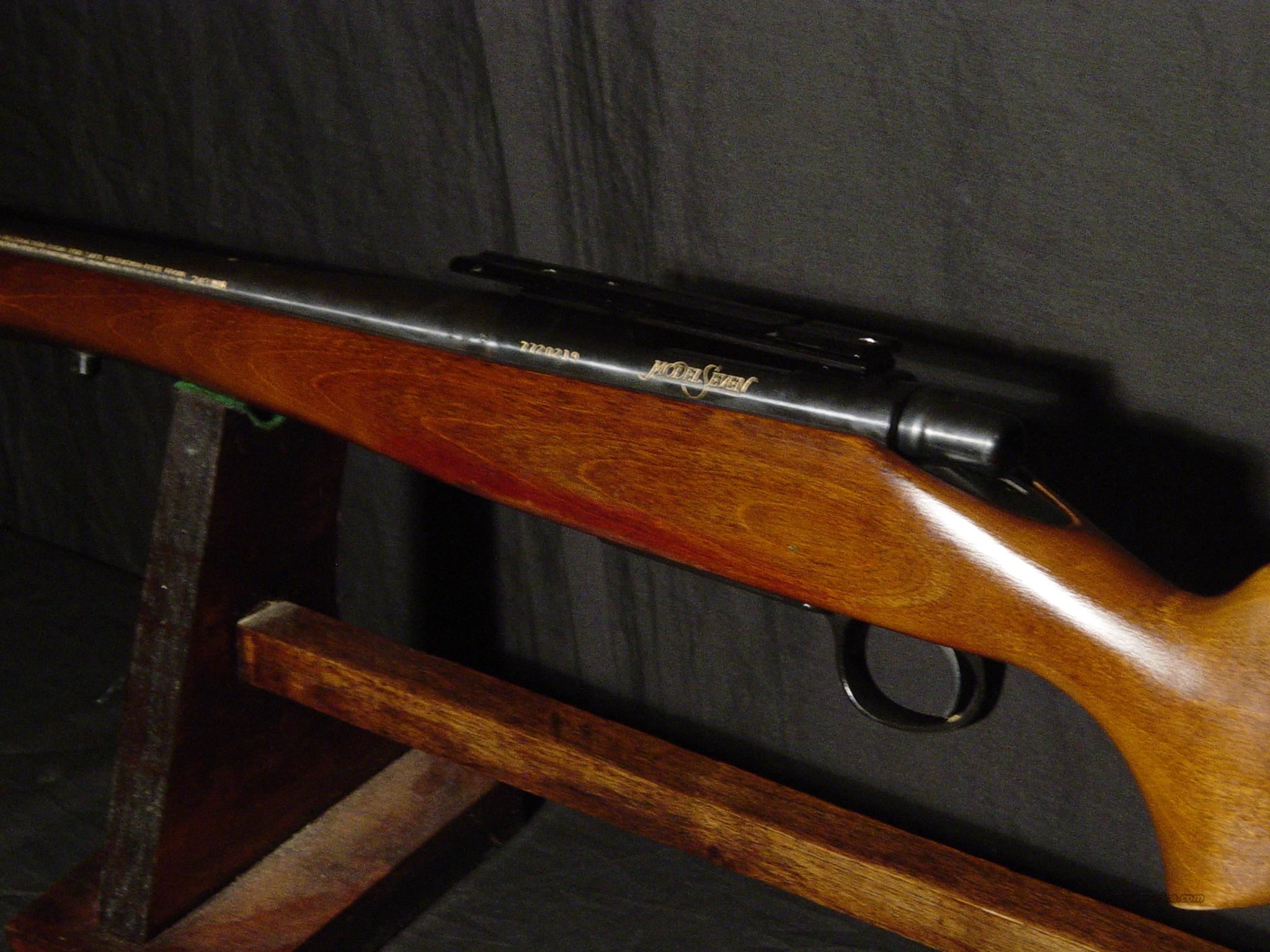 REMINGTON MODEL SEVEN  .243  Guns > Rifles > Remington Rifles - Modern > Other