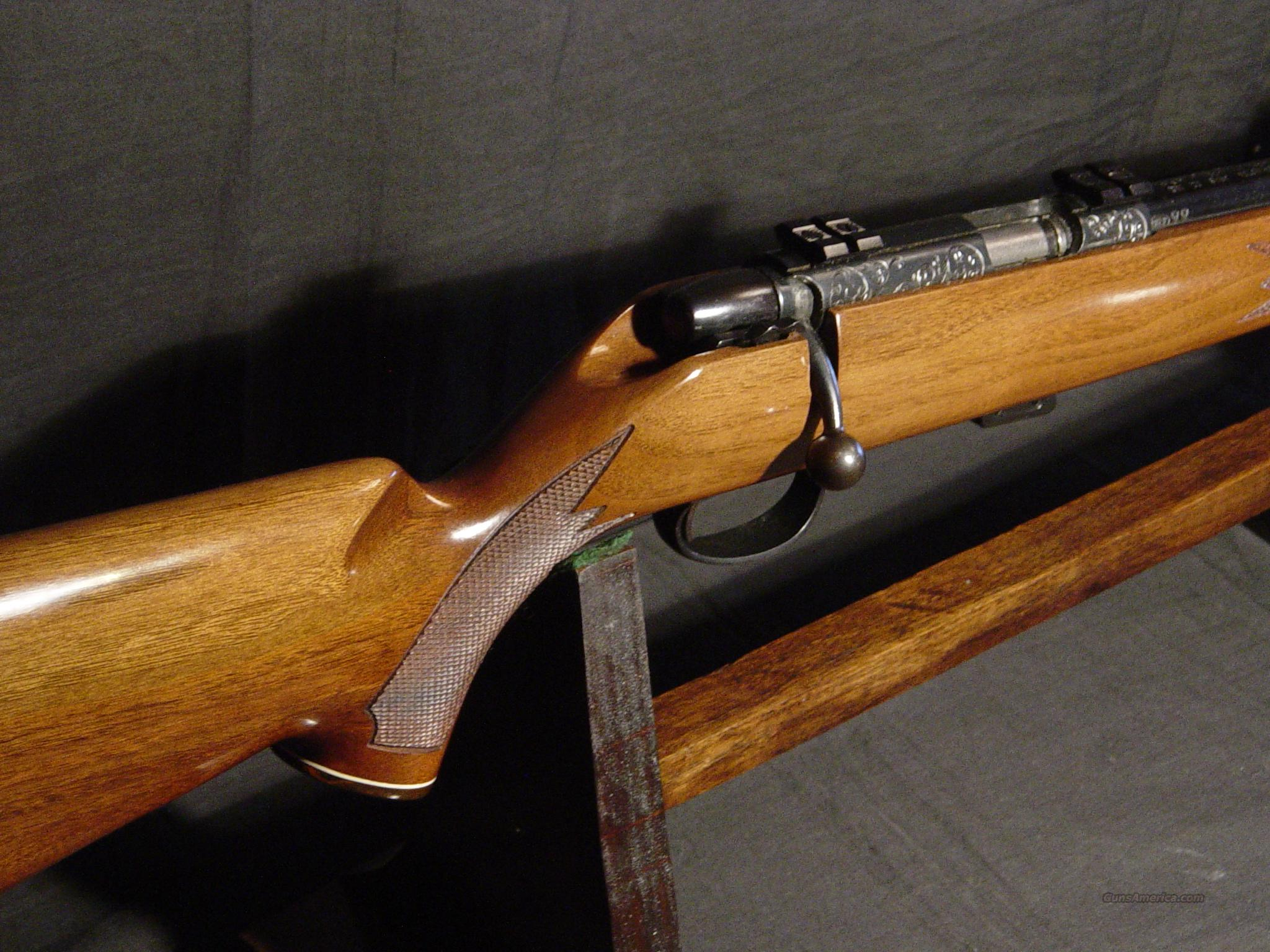 REMINGTON 541 S   CUSTOM SPORTER  Guns > Rifles > Remington Rifles - Modern > .22 Rimfire Models