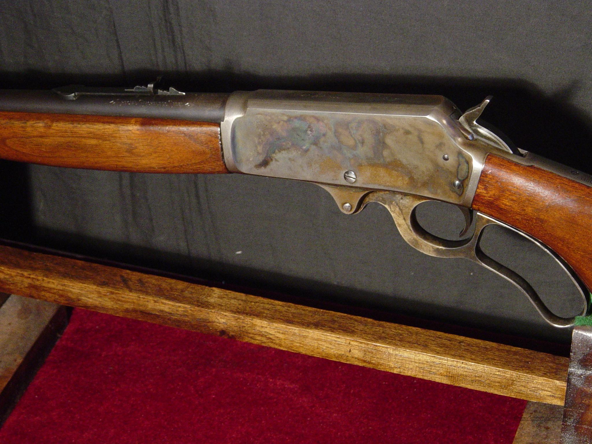 MARLIN 1936 CARBINE  30-30  Guns > Rifles > Marlin Rifles > Modern > Lever Action
