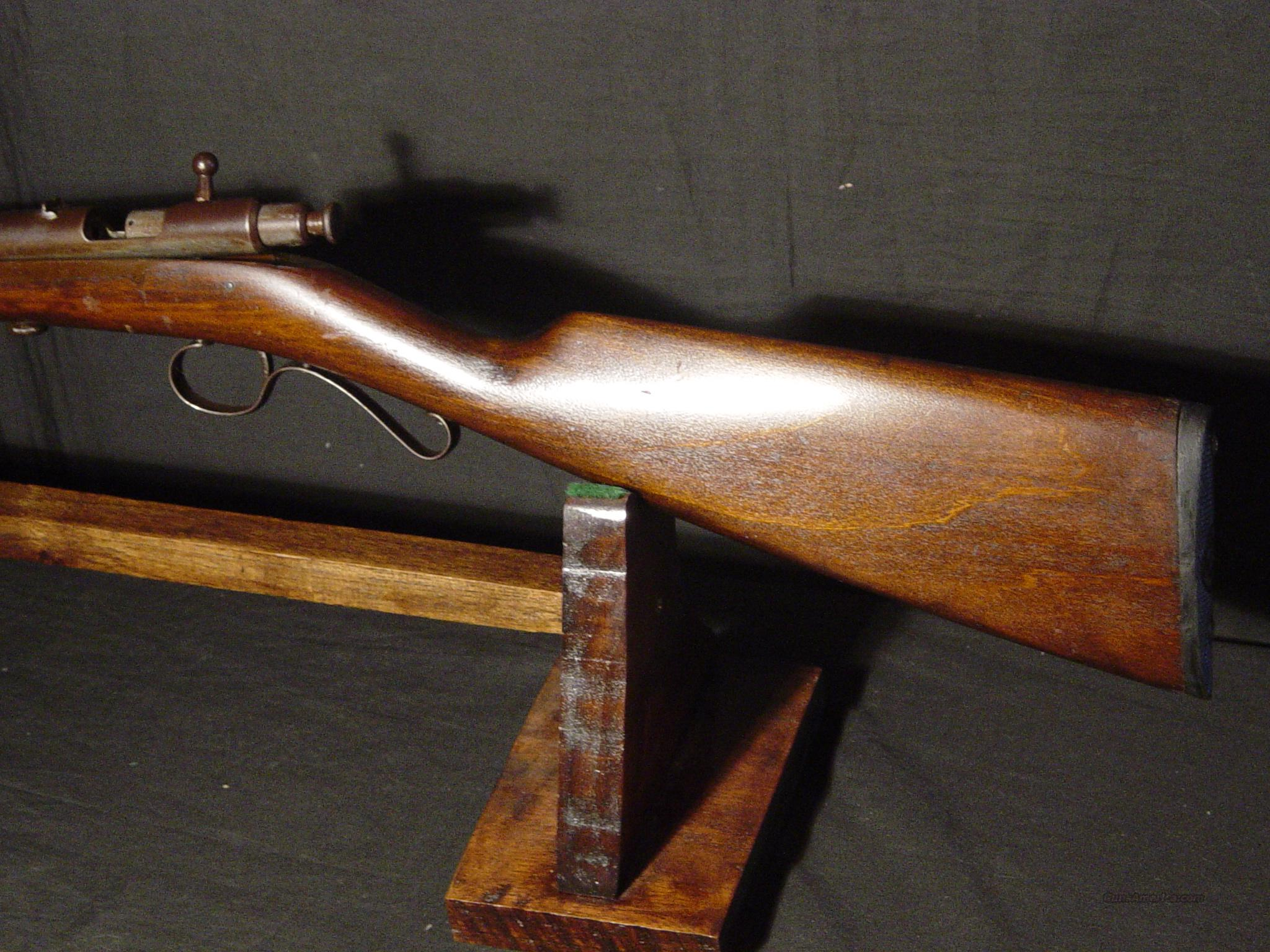 WINCHESTER  MODEL 1902  S-L  Guns > Rifles > Winchester Rifles - Modern Bolt/Auto/Single > Single Shot