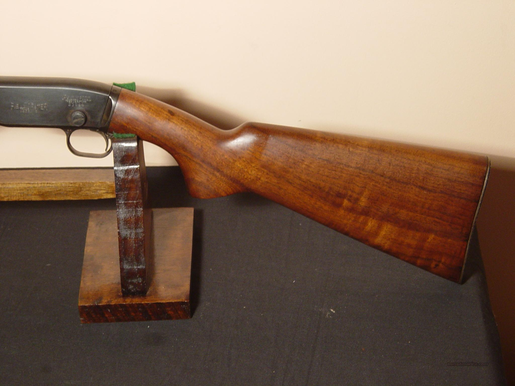 REMINGTON 121 PRE-WAR  Guns > Rifles > Remington Rifles - Modern > .22 Rimfire Models