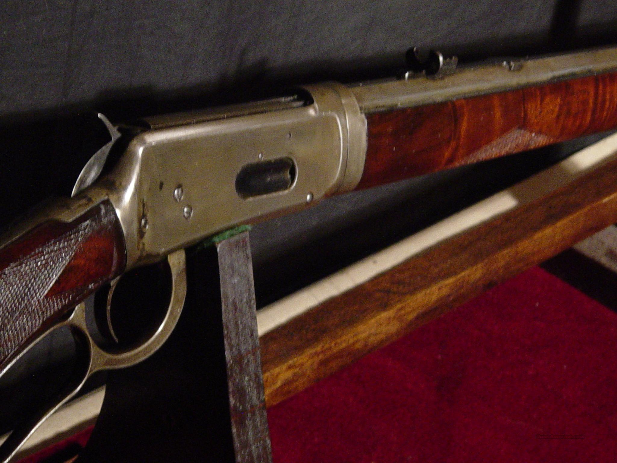 WINCHESTER 94 DELUXE 32-40 TAKE DOWN  Guns > Rifles > Winchester Rifles - Modern Lever > Model 94 > Pre-64