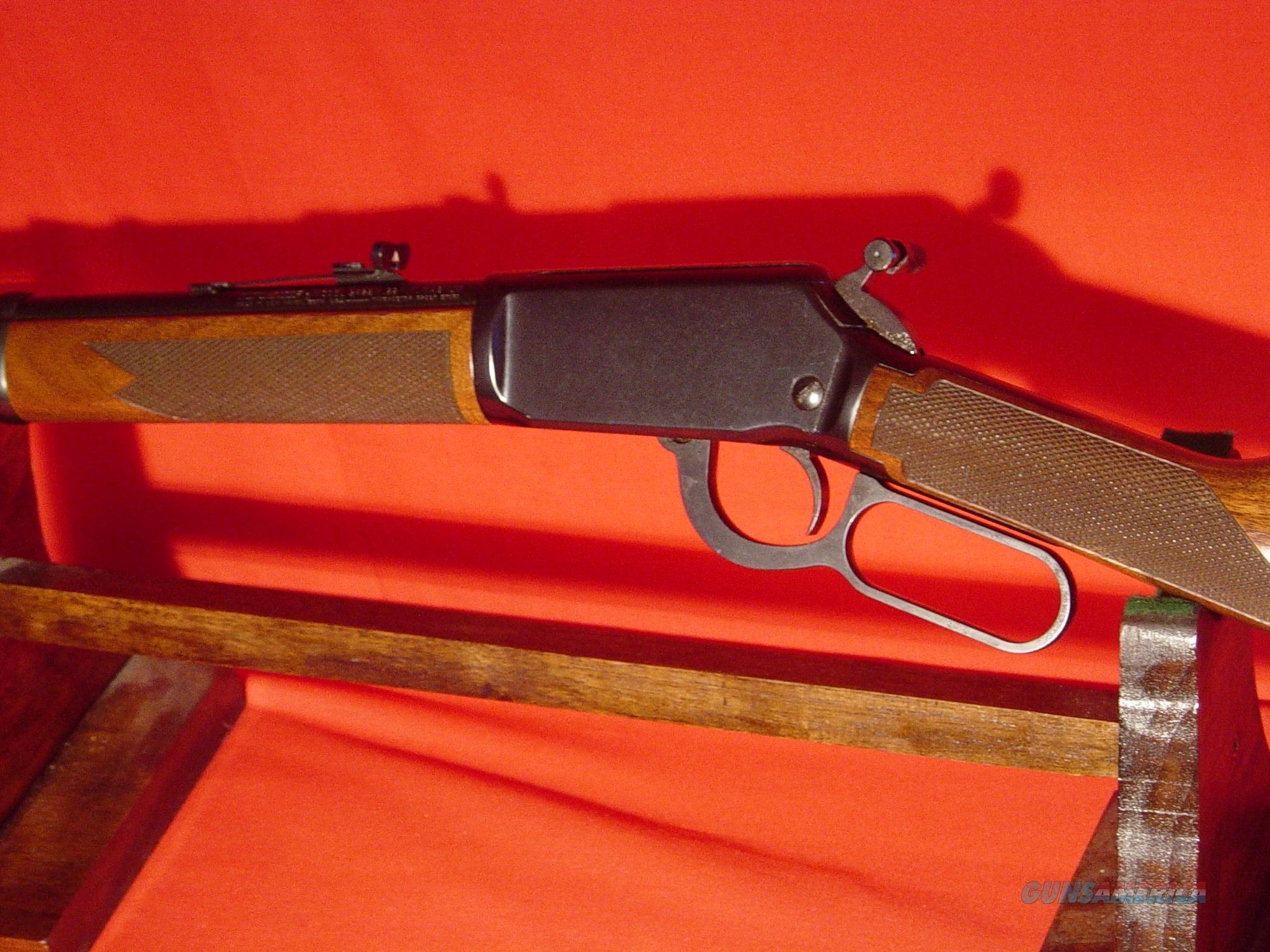 WINCHESTER 9422  MAG  CARBINE  DELUXE  Guns > Rifles > Winchester Rifles - Modern Lever > Other Lever > Post-64