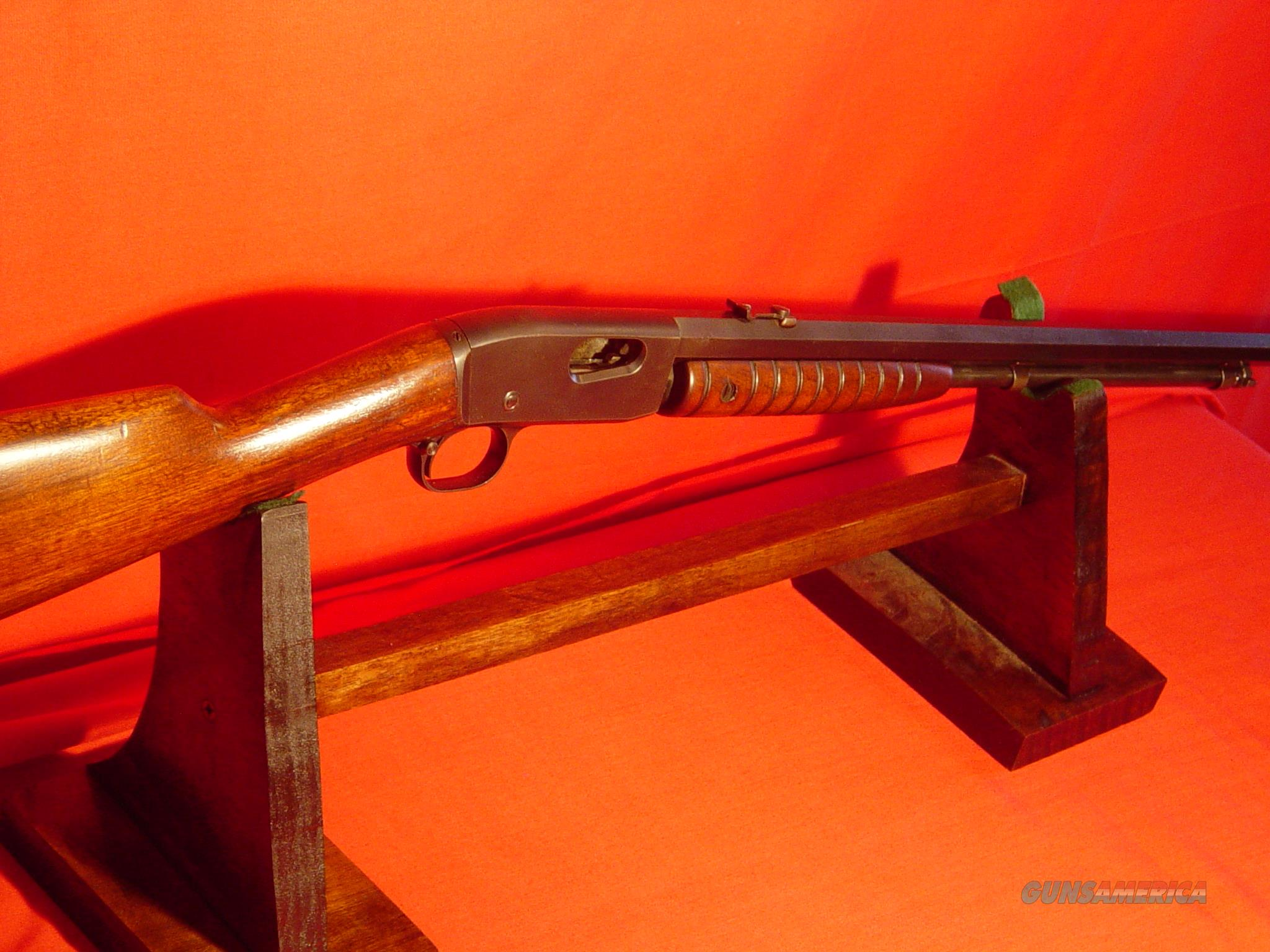 REMINGTON 12C  Guns > Rifles > Remington Rifles - Modern > .22 Rimfire Models
