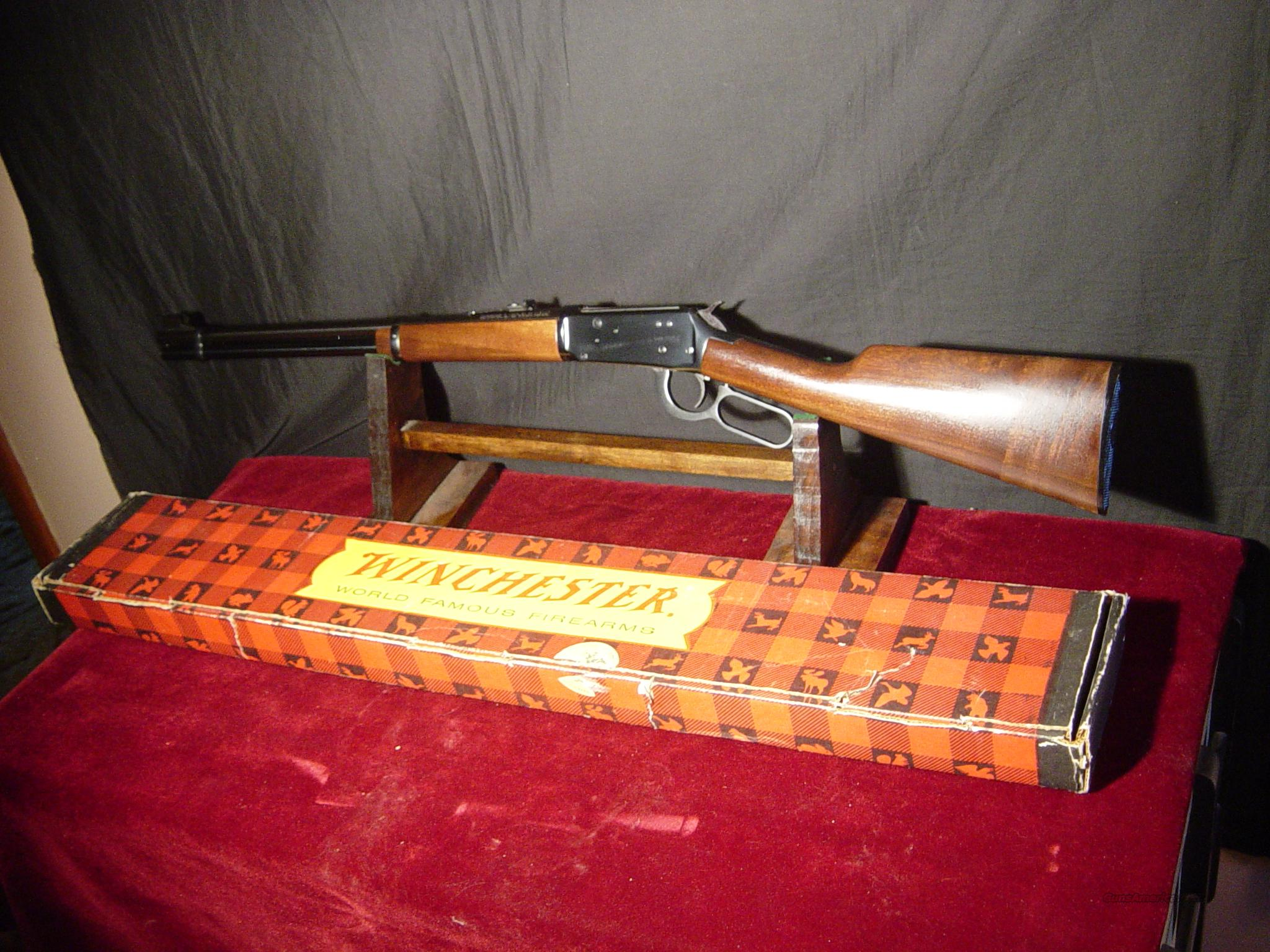 WINCHESTER  94 44 MAG NEW IN BOX  Guns > Rifles > Winchester Rifles - Modern Lever > Model 94 > Post-64