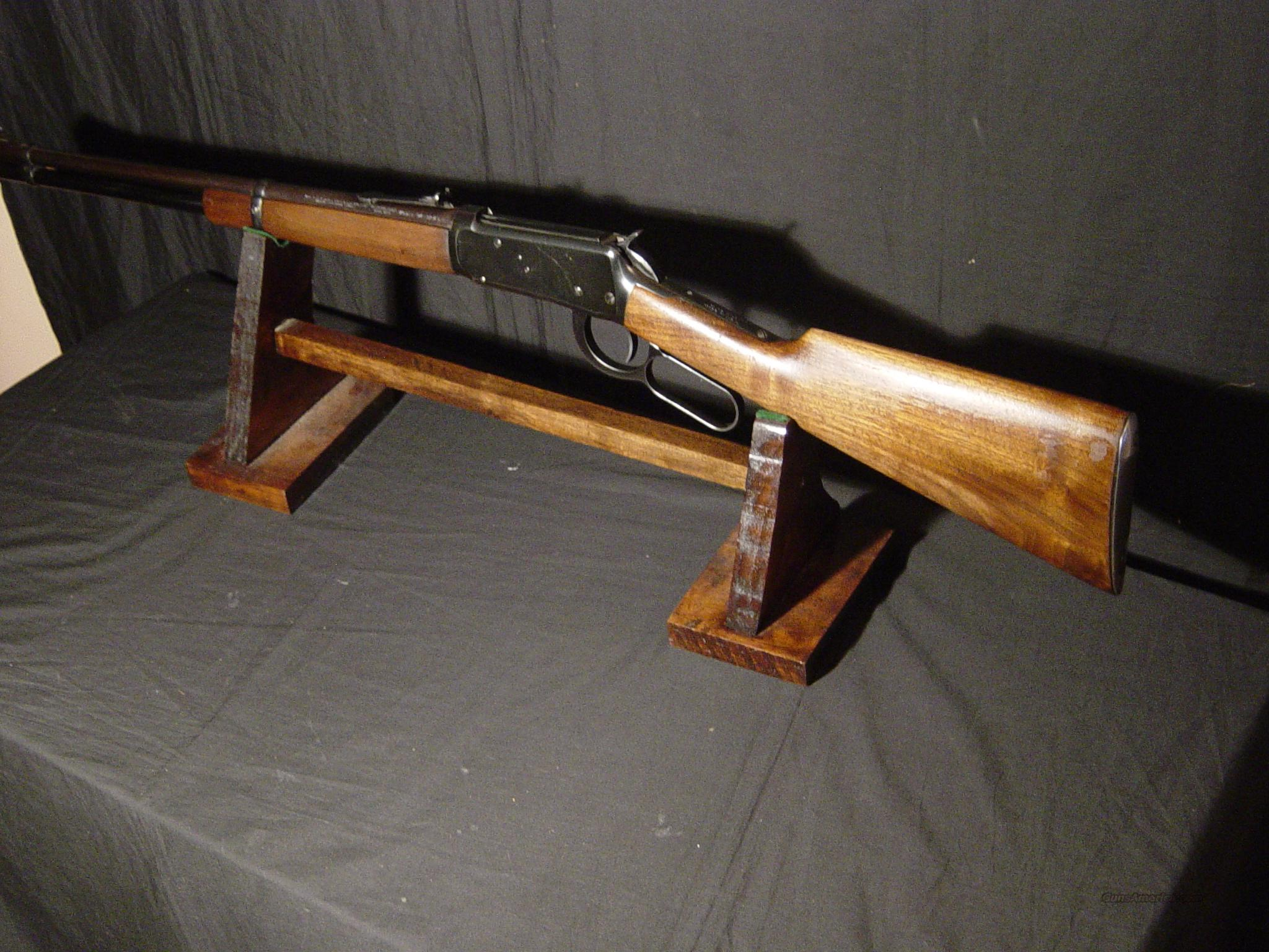 WINCHESTER 94 CARBINE 32  WS  Guns > Rifles > Winchester Rifles - Modern Lever > Model 94 > Pre-64