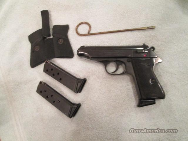 Walther PP .380 Interarms in box + extras  Guns > Pistols > Walther Pistols > Post WWII > PPK Series
