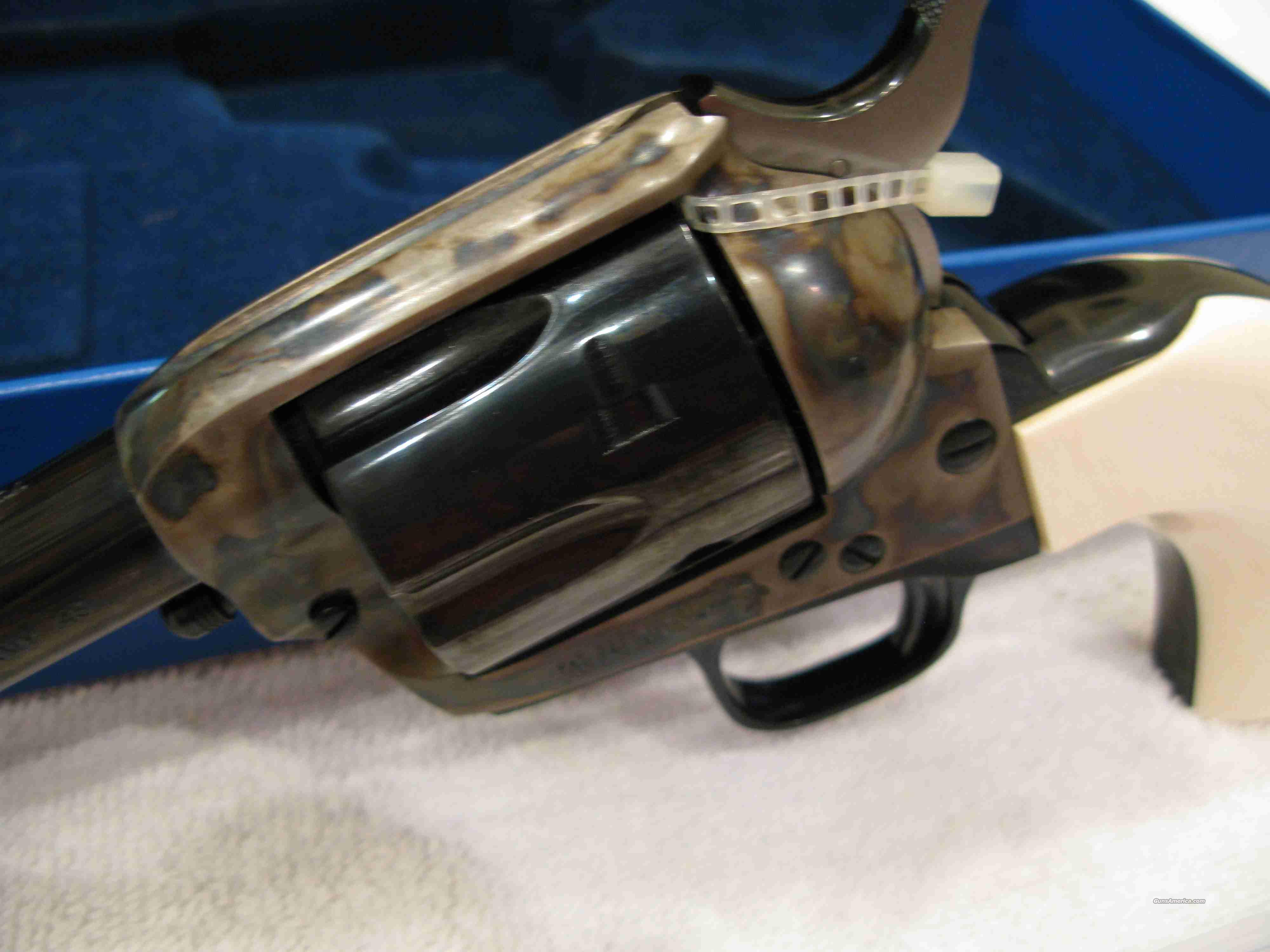 Colt SAA .45LC Custom Shop  Guns > Pistols > Colt Single Action Revolvers - 3rd Gen.