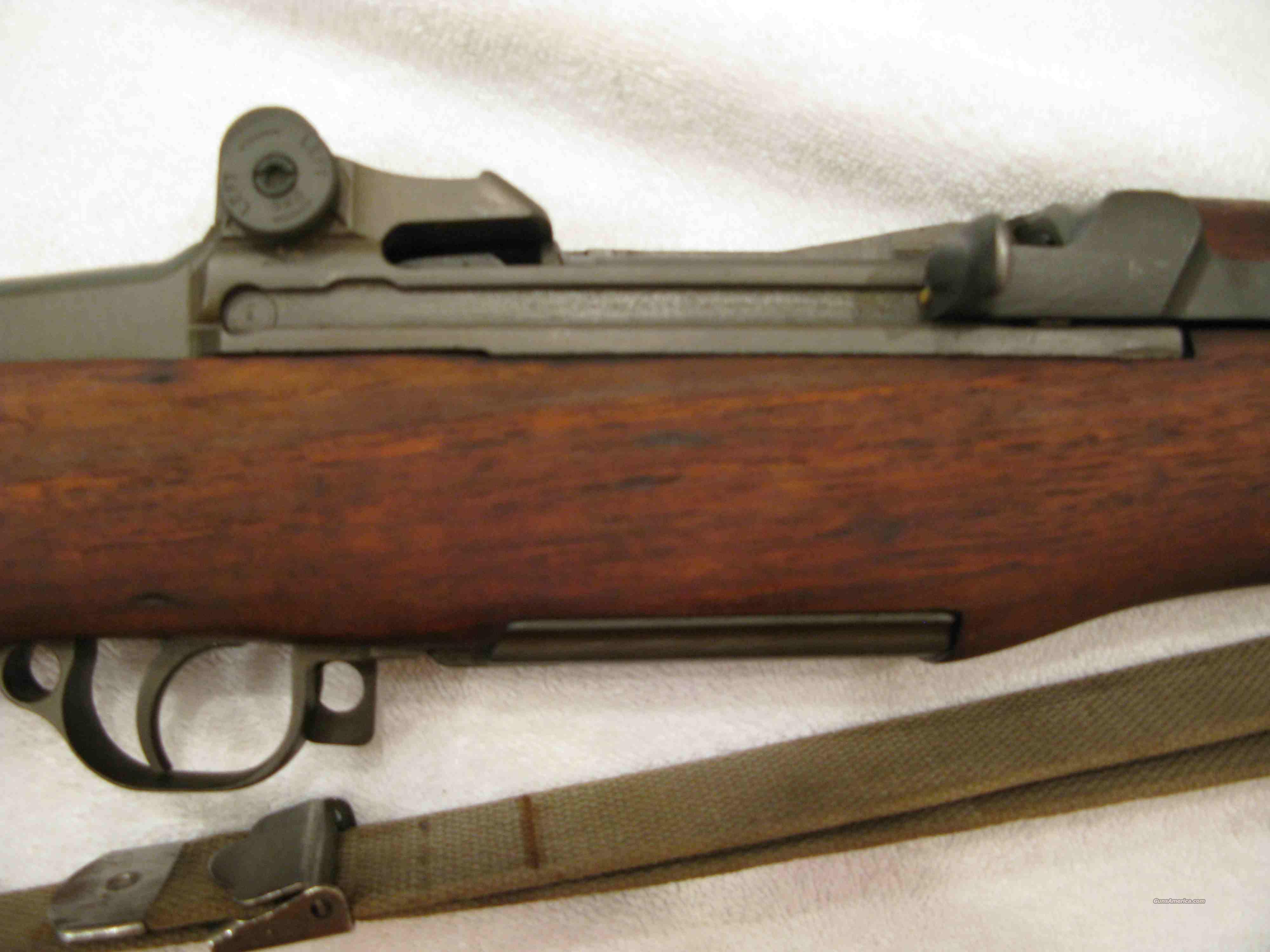 Winchester M1 1944 Garand  Guns > Rifles > Military Misc. Rifles US > M1 Garand