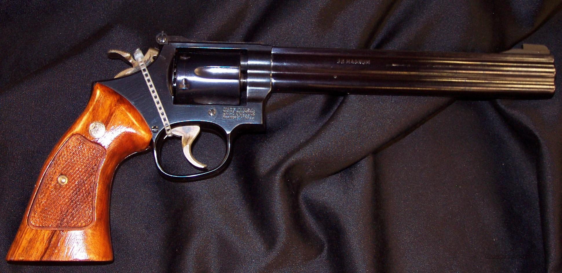 Smith & Wesson Model 16-4  Guns > Pistols > Smith & Wesson Revolvers > Full Frame Revolver