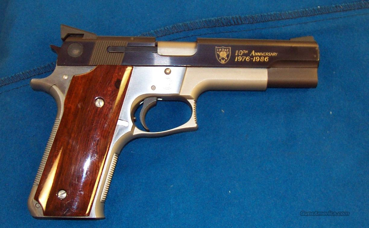 Smith & Wesson Model 745 IPSC  Guns > Pistols > Smith & Wesson Pistols - Autos > Steel Frame