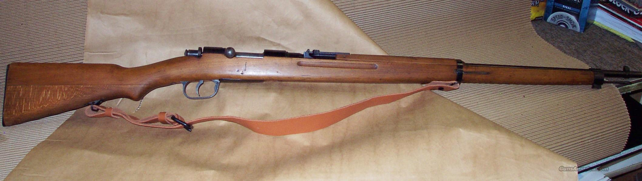 Carcano-Arisaka Type I  Guns > Rifles > Military Misc. Rifles Non-US > Other