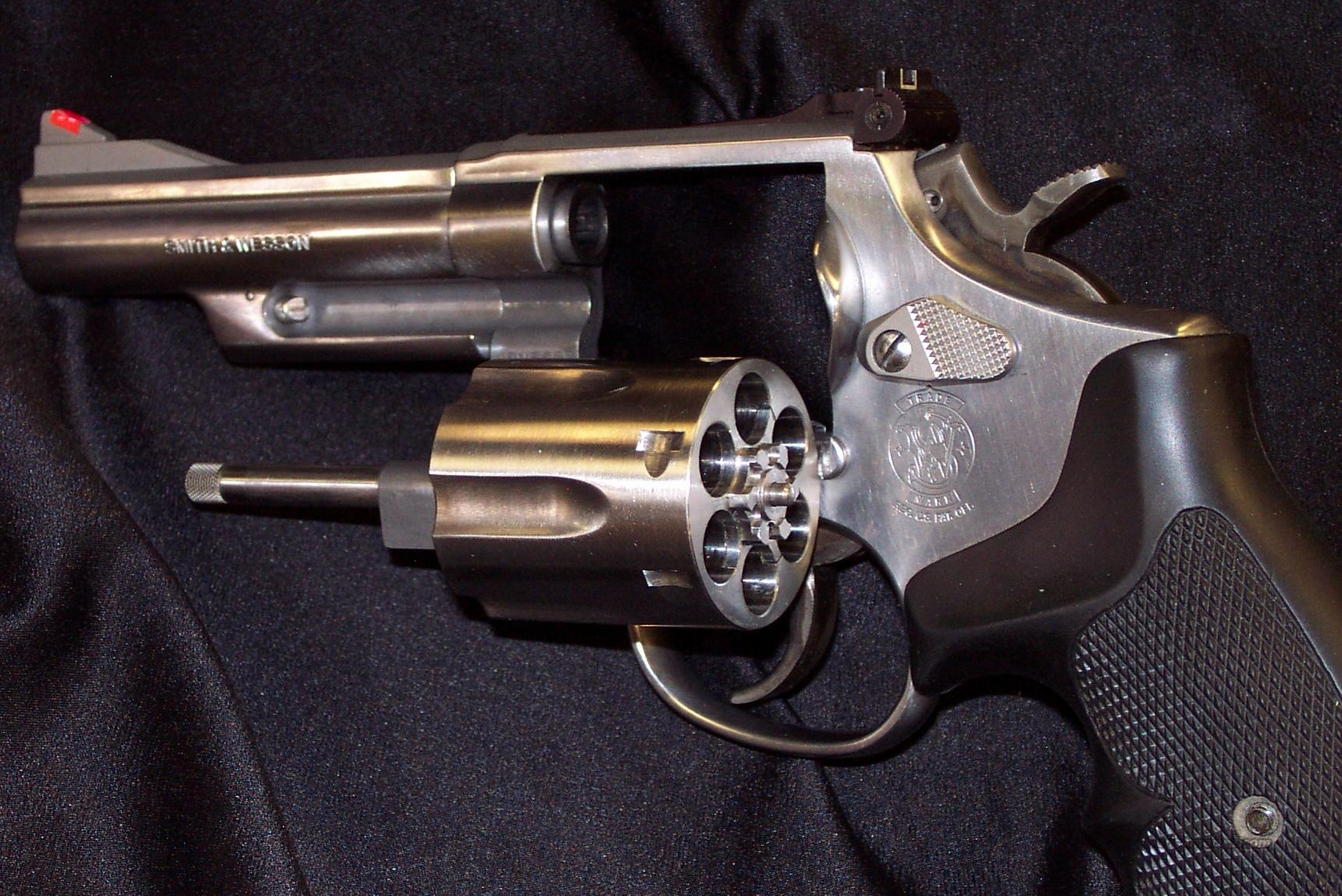 Smith&Wesson Model 66-4  Guns > Pistols > Smith & Wesson Revolvers > Full Frame Revolver