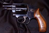 Smith & Wesson  Model 40  Guns > Pistols > Smith & Wesson Revolvers > Full Frame Revolver