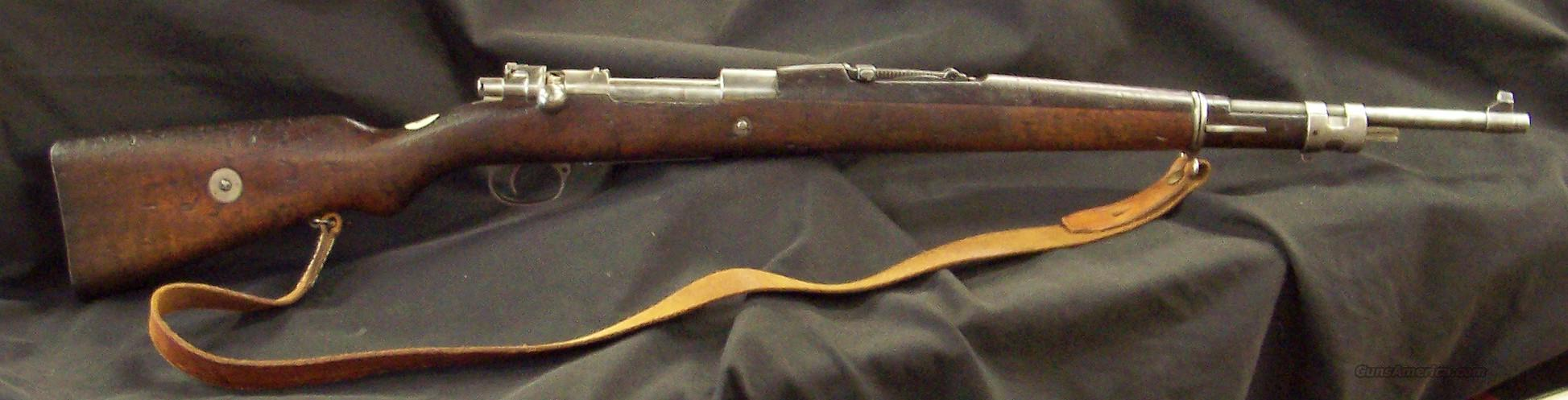 Chilian Steyr Mauser 1912-61  Guns > Rifles > Mauser Rifles > German