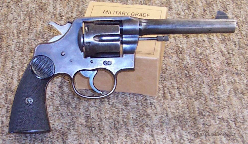 Colt New Service Revolver  Guns > Pistols > Colt Single Action Revolvers - Modern (22 Cal.)