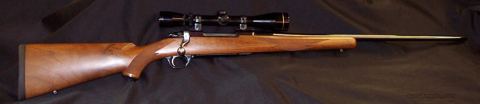 Ruger Model 77 MK II  Guns > Rifles > Ruger Rifles > Model 77