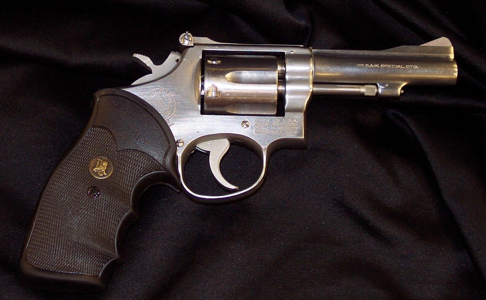 Smith & Wesson Model 67  Guns > Pistols > Smith & Wesson Revolvers > Full Frame Revolver