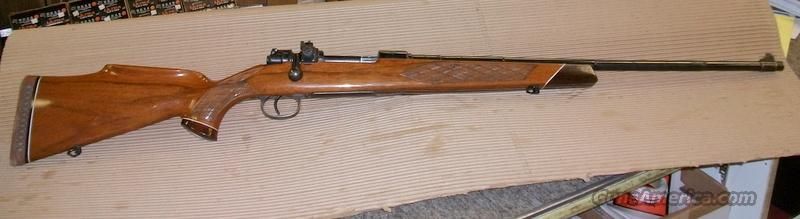 Mauser 98k Conversion  Guns > Rifles > Mauser Rifles > German