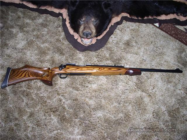 CUSTOM ENFIELD P-14 375 H&H THUMBHOLE NEWLY BUILT   Guns > Rifles > Custom Rifles > Bolt Action