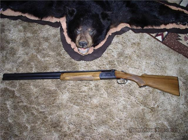 "IVER JOHNSON SILVER SHADOW O/U 12GA 28"" F/M   Guns > Shotguns > Iver Johnson Shotguns"