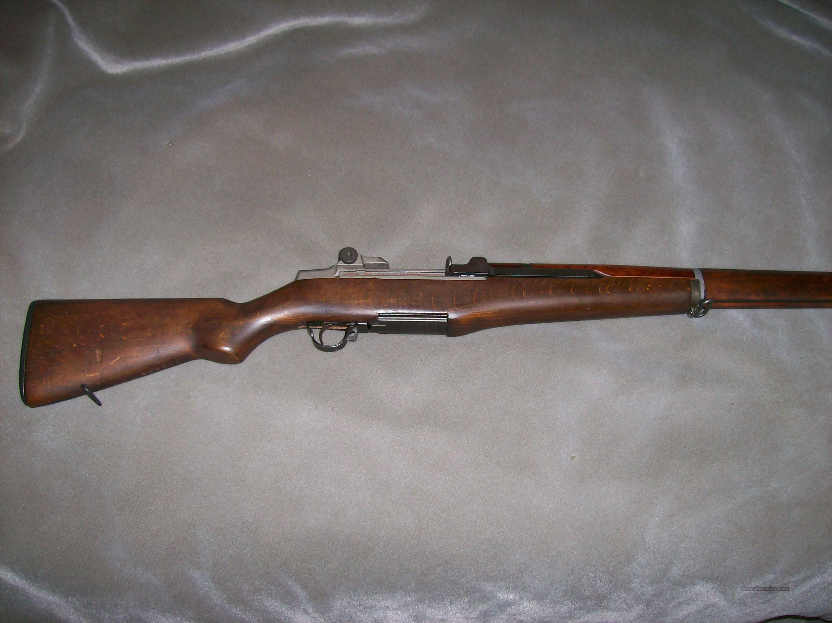 M1 Garand  Guns > Rifles > Military Misc. Rifles US > M1 Garand