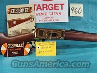 WINCHESTER MODEL 1894 CHEROKEE CARBINE  Winchester Rifle Commemoratives
