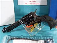 "COLT -""FRONTIER SIX SHOOTER"" MODEL P2950FSS - SINGLE ACTION ARMY - 5.5"" BARREL - BLUE FINISH  Colt Single Action Revolvers - 3rd Gen."