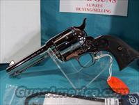 "COLT - SSA - NICKEL - 45 LC - 4.75"" BARREL  Guns > Pistols > Colt Single Action Revolvers - 3rd Gen."