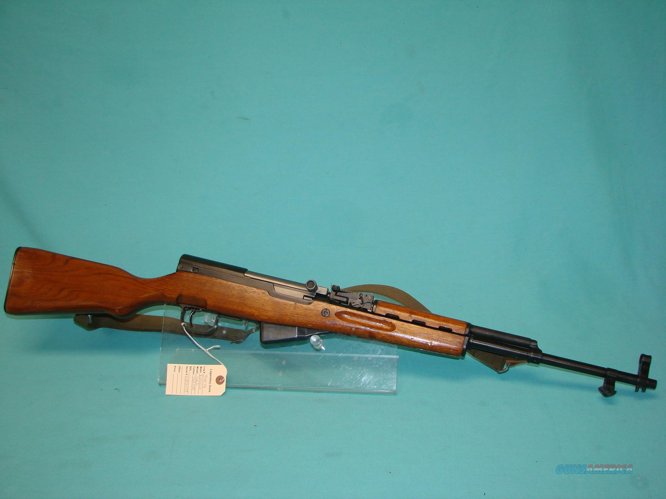 Norinco SKS  Guns > Rifles > SKS Rifles