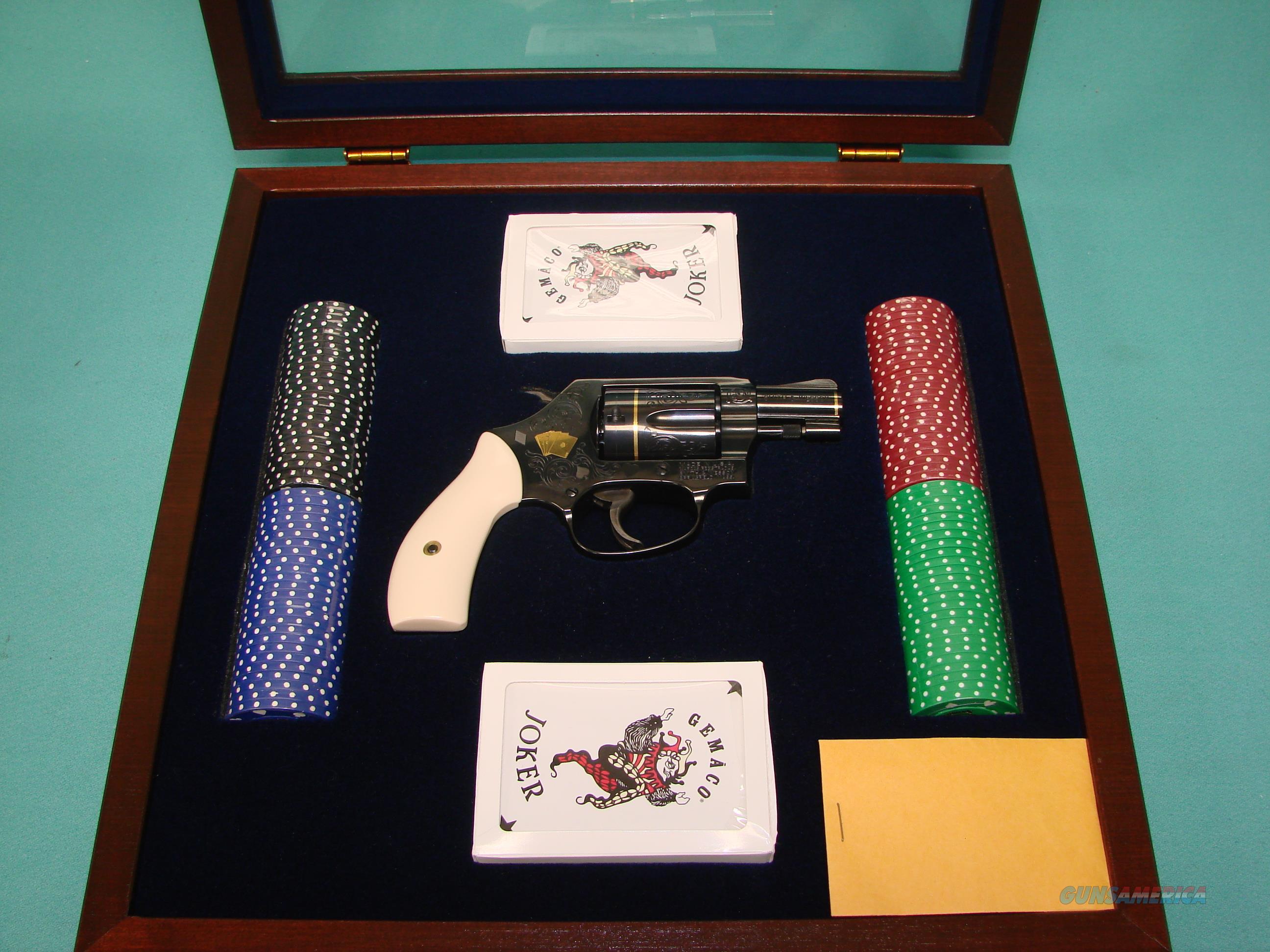 S&W Texas Hold'em Set  Guns > Pistols > Smith & Wesson Revolvers > Small Frame ( J )
