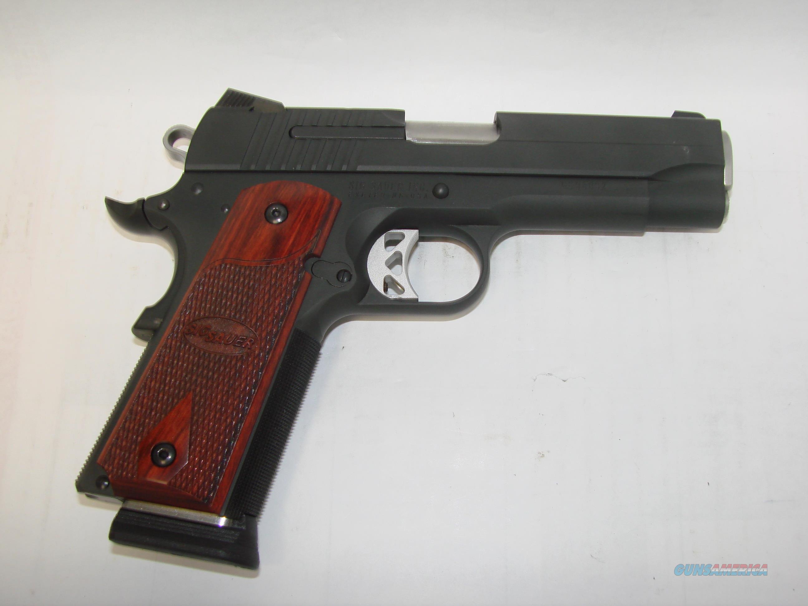 Sig 1911  Guns > Pistols > Sig - Sauer/Sigarms Pistols > 1911