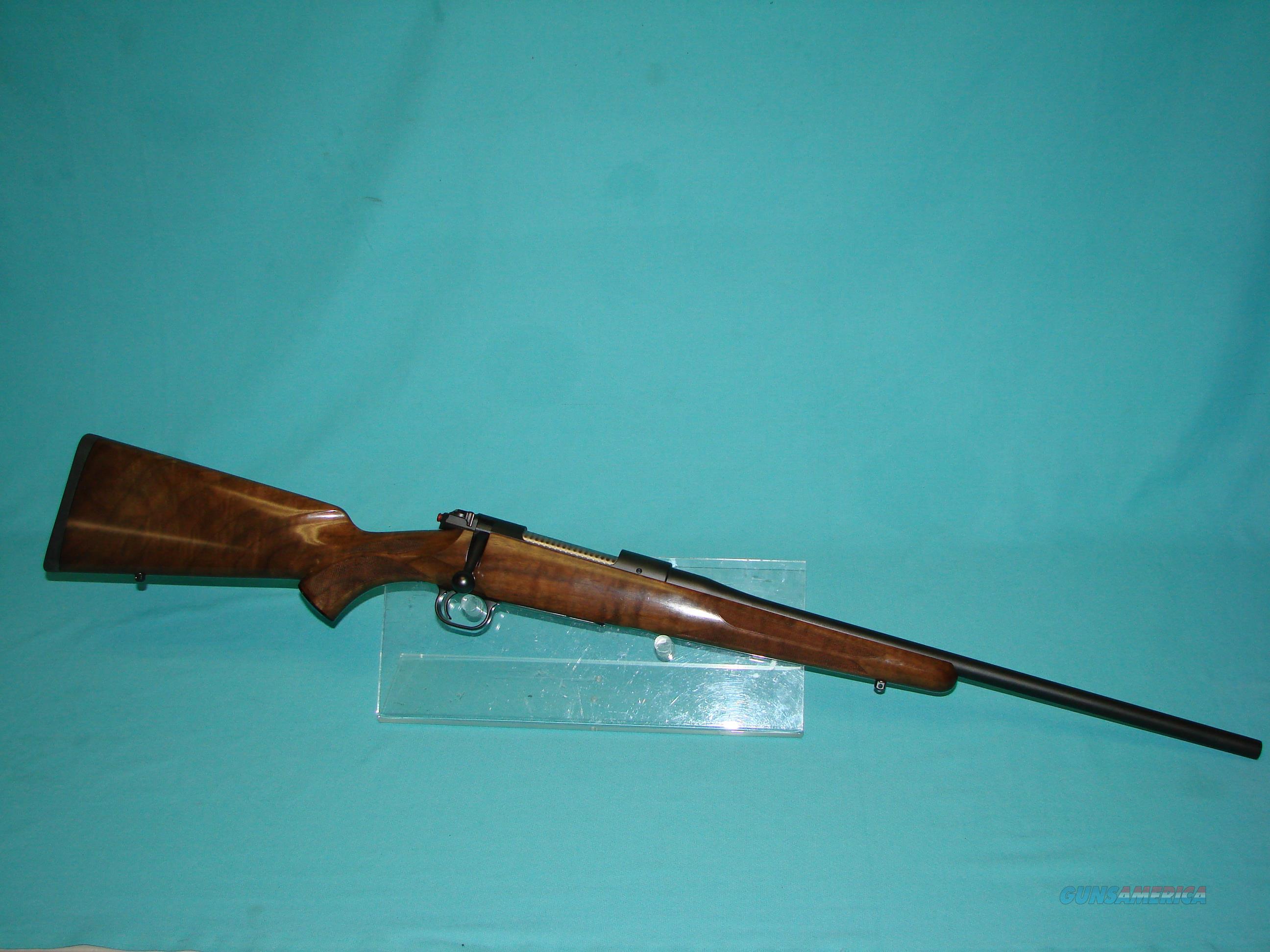Mauser M12 243Win  Guns > Rifles > Mauser Rifles > German