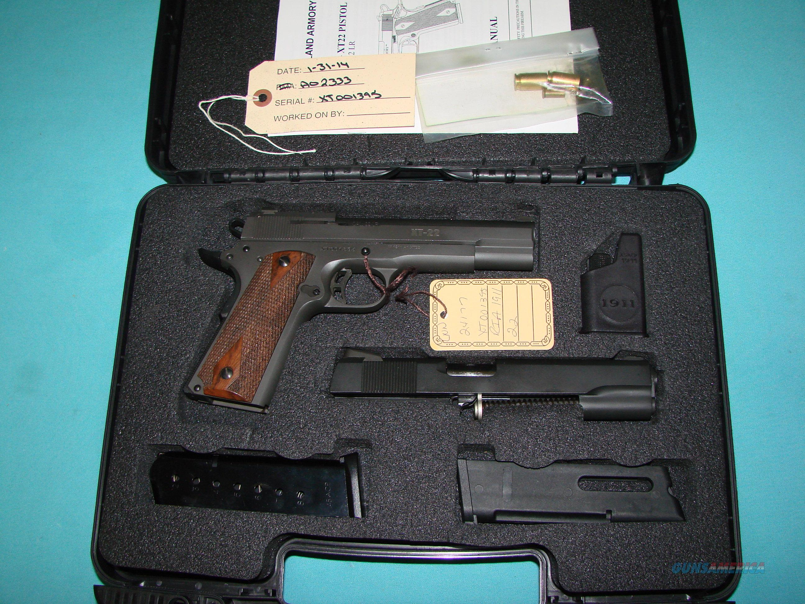 Rock Island Armory Xt   Combo For Sale