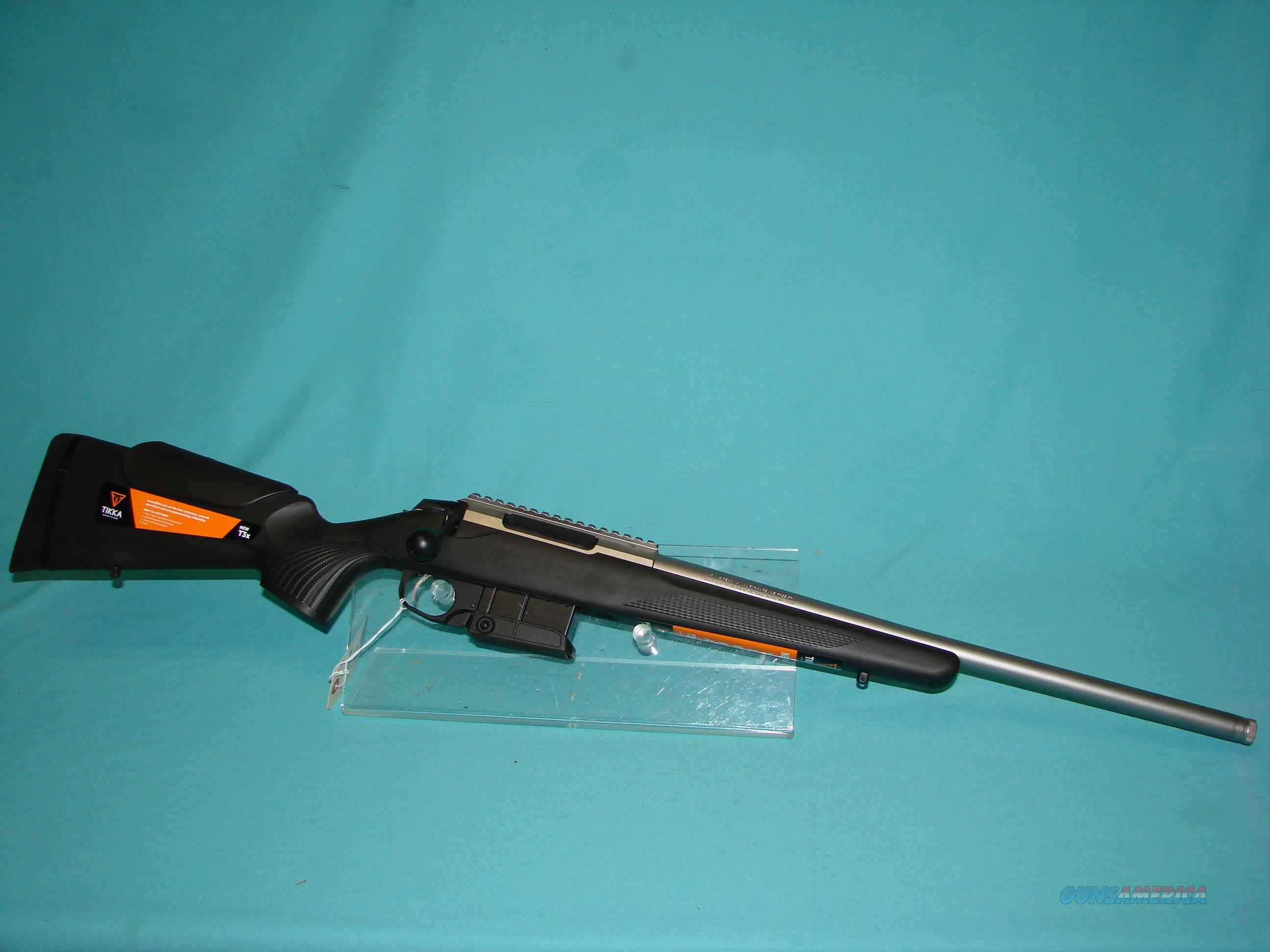Tikka T3X CTR  Guns > Rifles > Tikka Rifles > Other