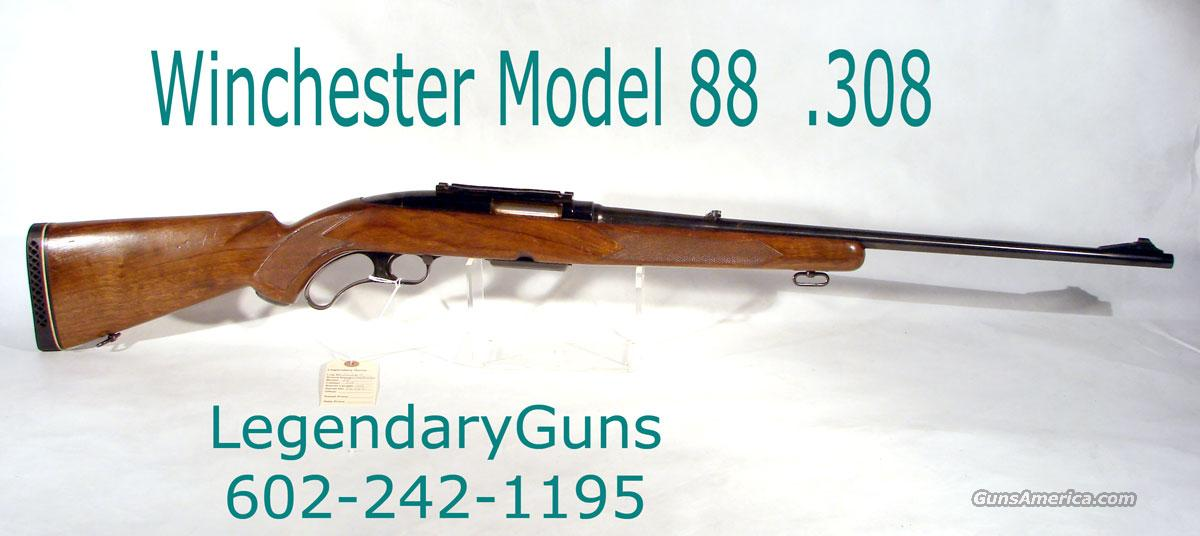 Winchester Model 88 Lever action .308,  Guns > Rifles > Winchester Rifles - Modern Lever > Other Lever > Post-64