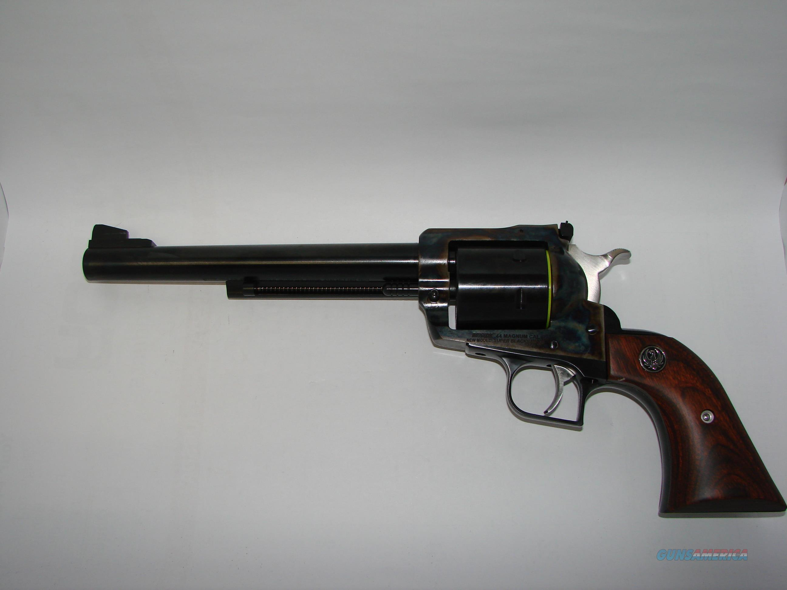 Ruger Blackhawk Turnbull Edition  Guns > Pistols > Ruger Single Action Revolvers > Blackhawk Type