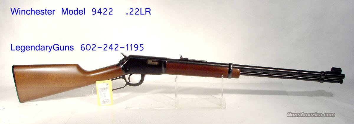 Winchester 9422, .22LR Lever  Guns > Rifles > Winchester Rifles - Modern Lever > Other Lever > Post-64